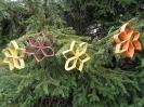 karácsonyfa dísz-csillag