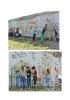 Hagyományaik újratöltve az iskolában (10/3. oldal - falfestés)
